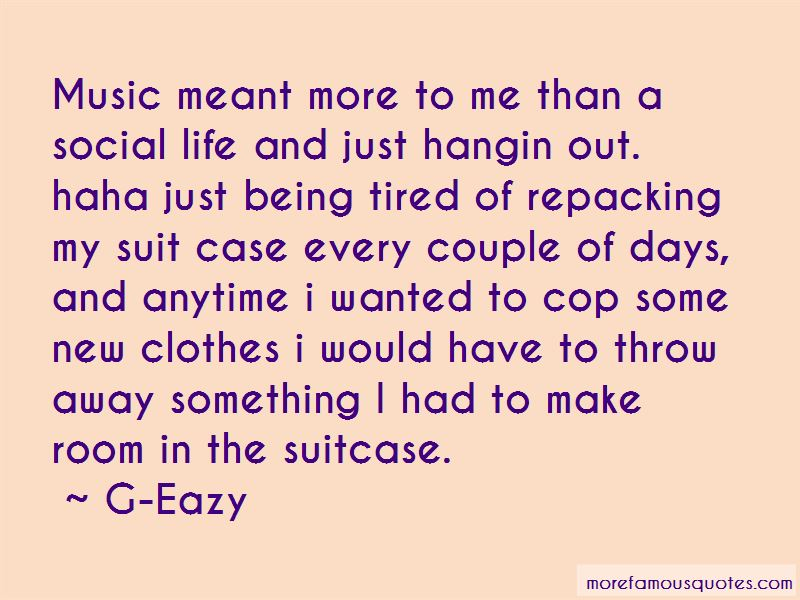 Quotes About Just Being Tired