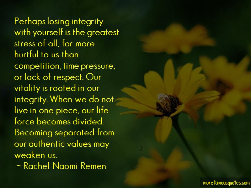 Quotes About Losing Respect For Yourself