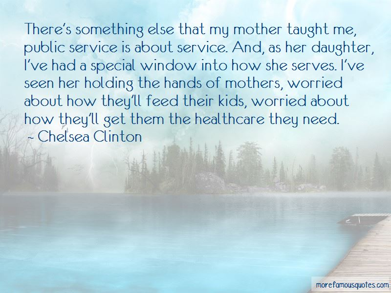 Quotes About Mother And Daughter Holding Hands