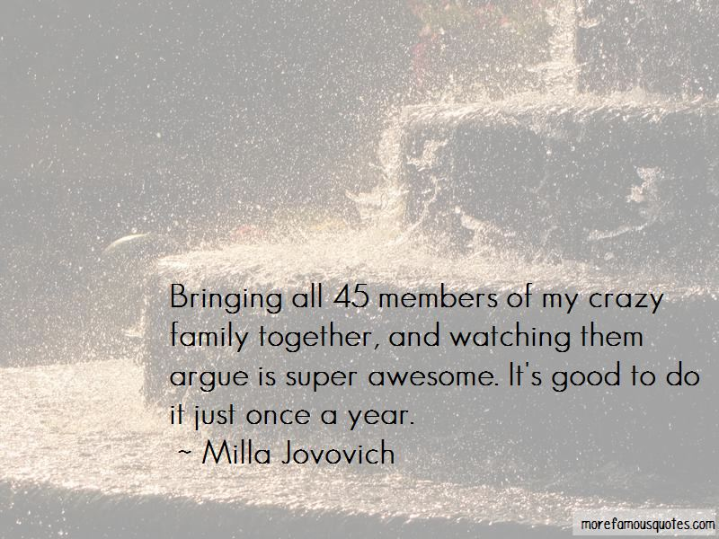 Quotes About My Crazy Family Top 50 My Crazy Family Quotes From