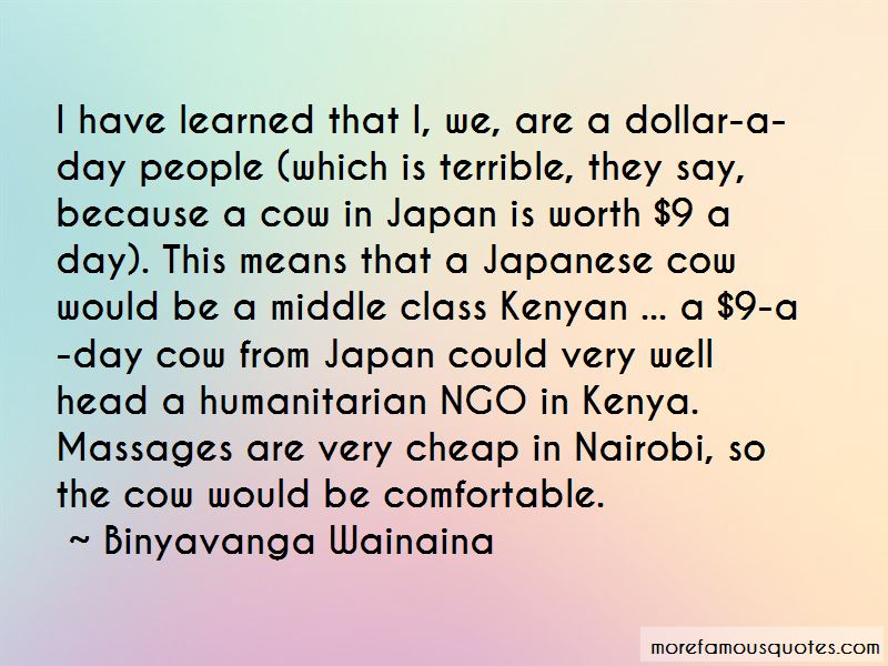 Quotes About Nairobi
