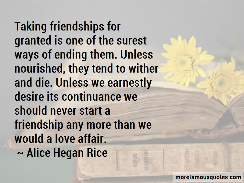 Quotes About Never Ending Friendships. U201c