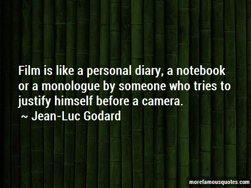 Quotes About Notebook Film