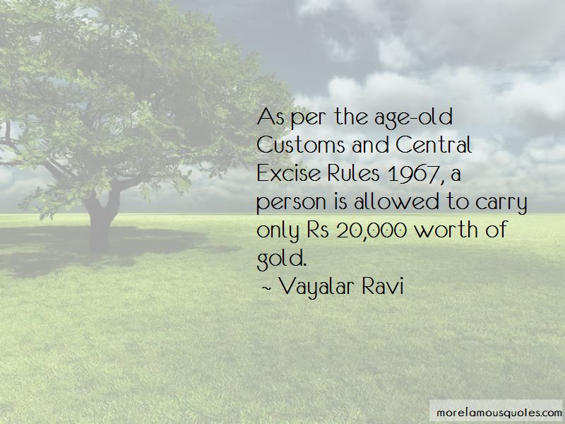 Old Customs Quotes Pictures 4