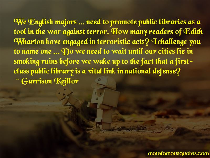 Quotes About Public Libraries