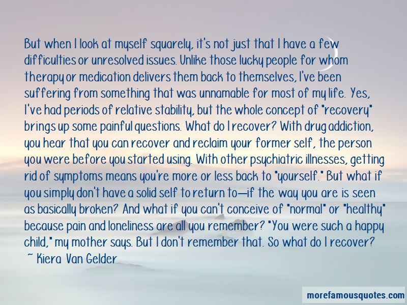 Quotes About Recovery From Drug Addiction