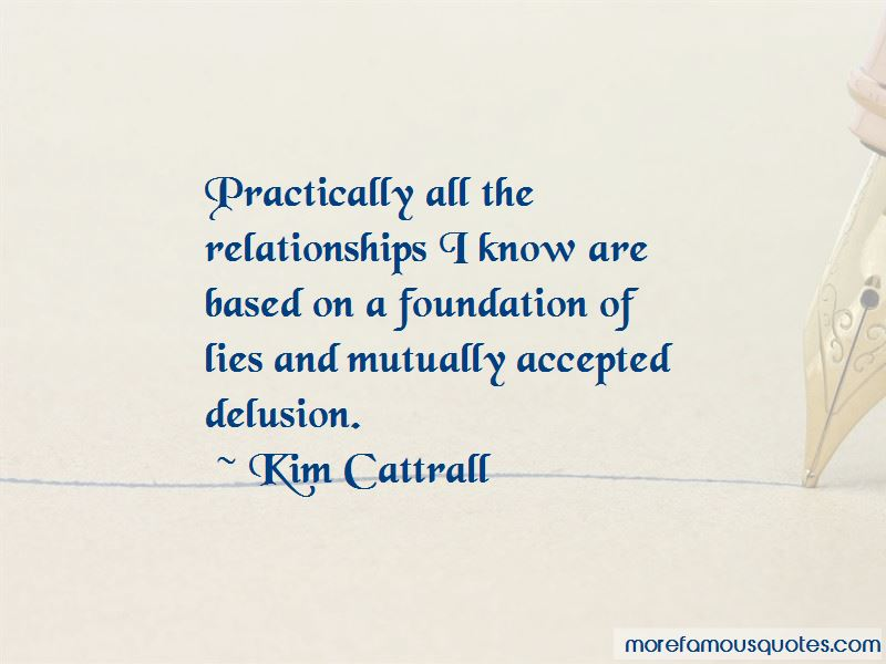 Quotes About Relationships Based On Lies