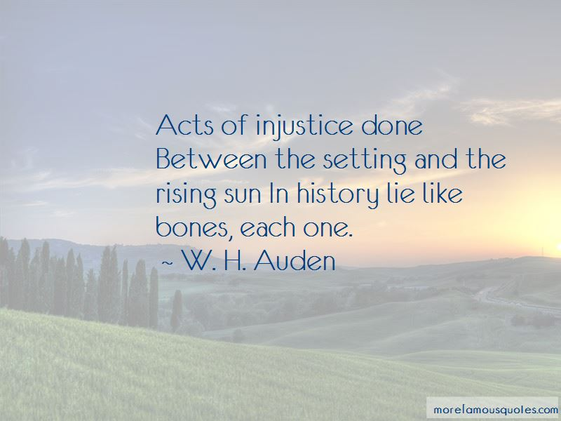 Quotes About Rising Sun