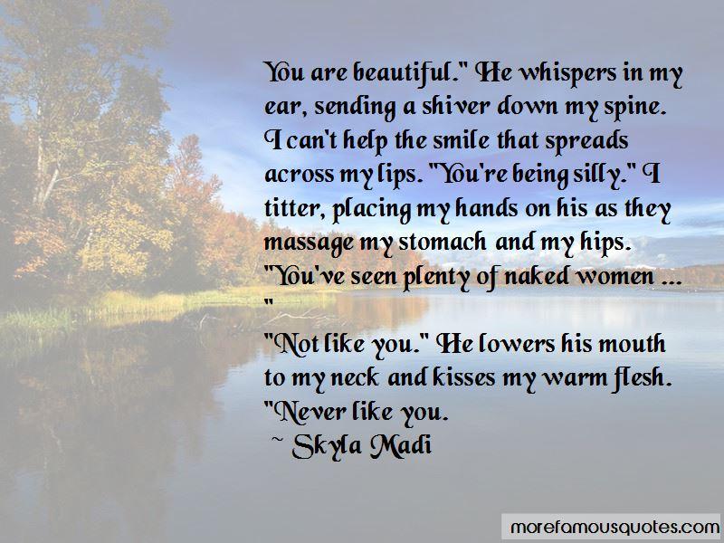 Quotes About Sending Kisses