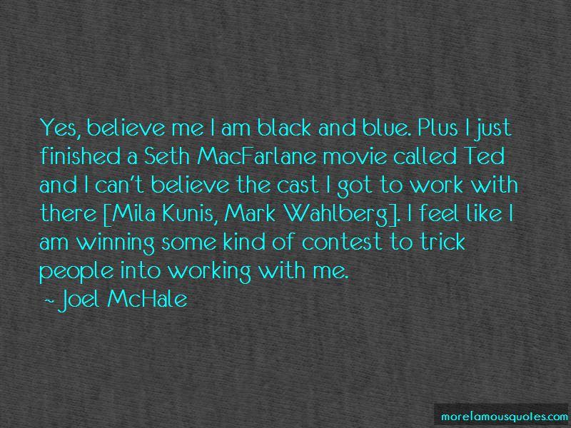 Quotes About Seth Macfarlane