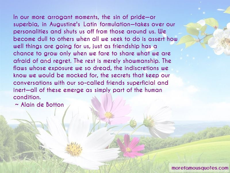Quotes About Superficial Friendship
