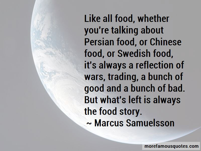 Quotes About Swedish Food