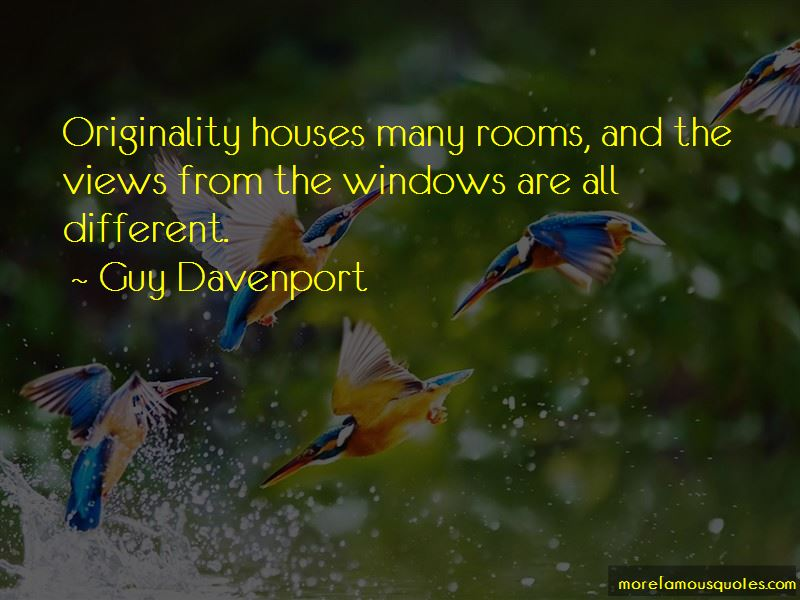 Quotes About Views From Windows