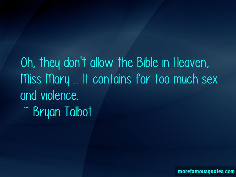 Violence In The Bible Quotes Pictures 2