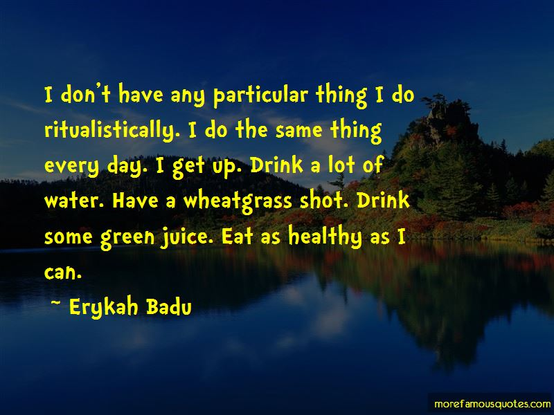 Quotes About Wheatgrass