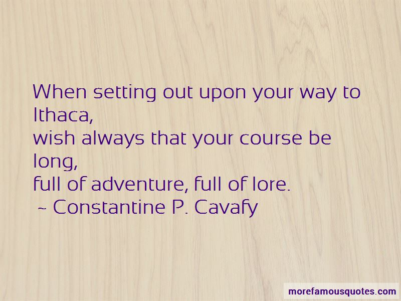 Quotes About Your Course