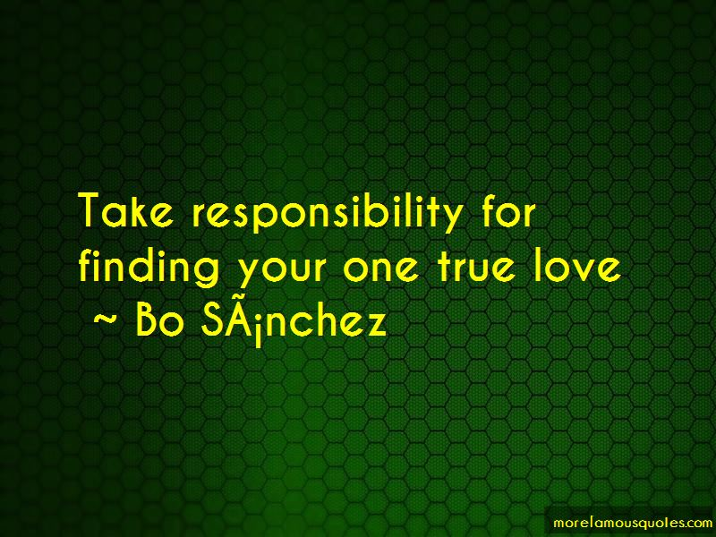 Quotes About Your One True Love