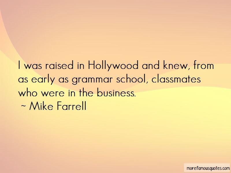 School Classmates Quotes