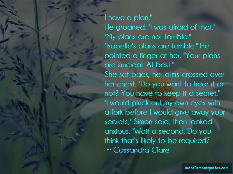 Secret Suicidal Quotes