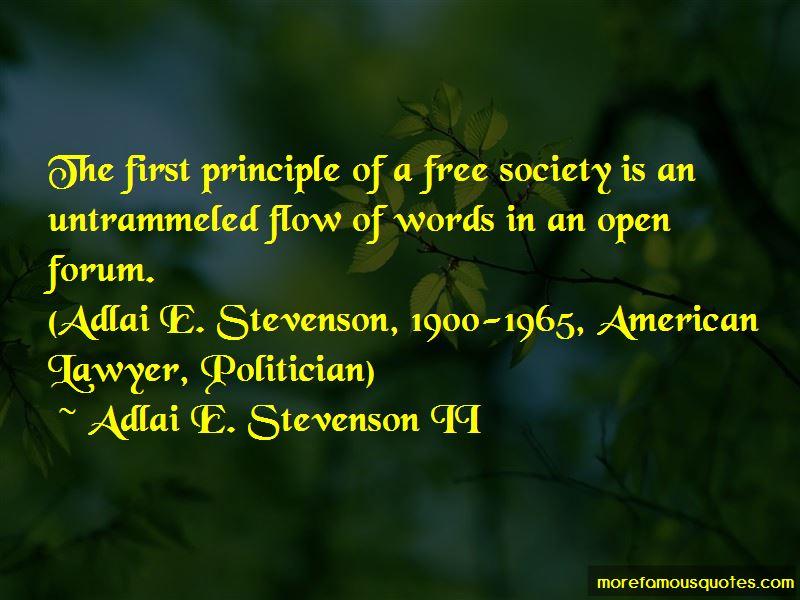 Stevenson Quotes Pictures 2