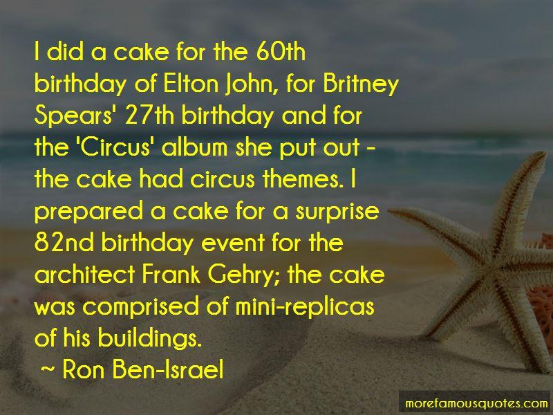 Surprise Birthday Cake Quotes