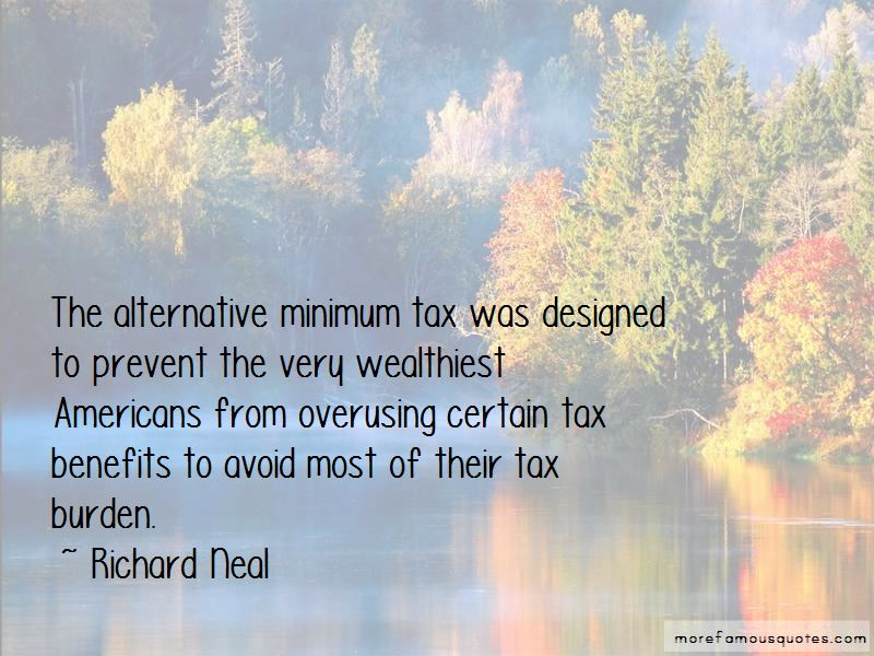 Tax Benefits Quotes Pictures 2