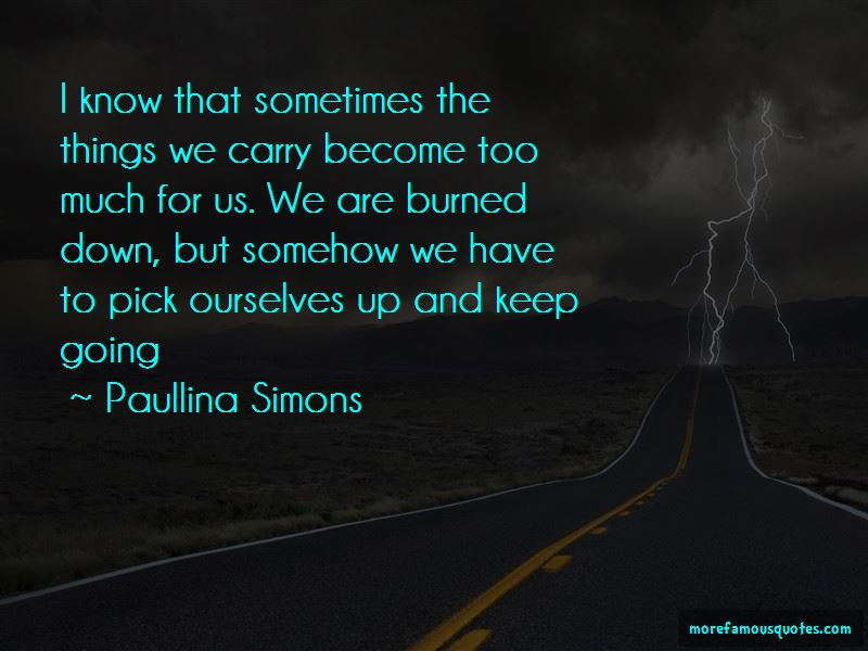 Things We Carry Quotes Pictures 2