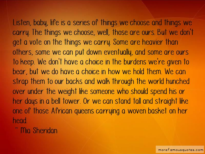 Things We Carry Quotes Pictures 3