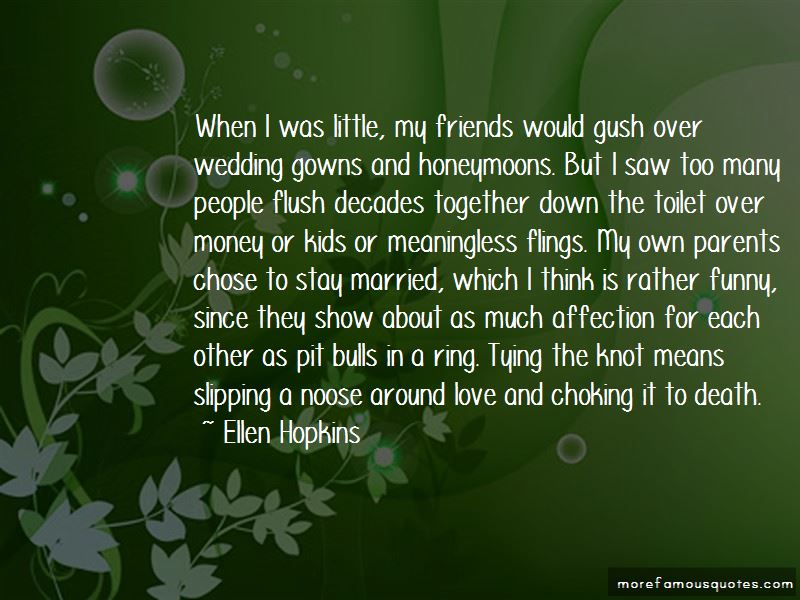 Tying The Knot Wedding Quotes