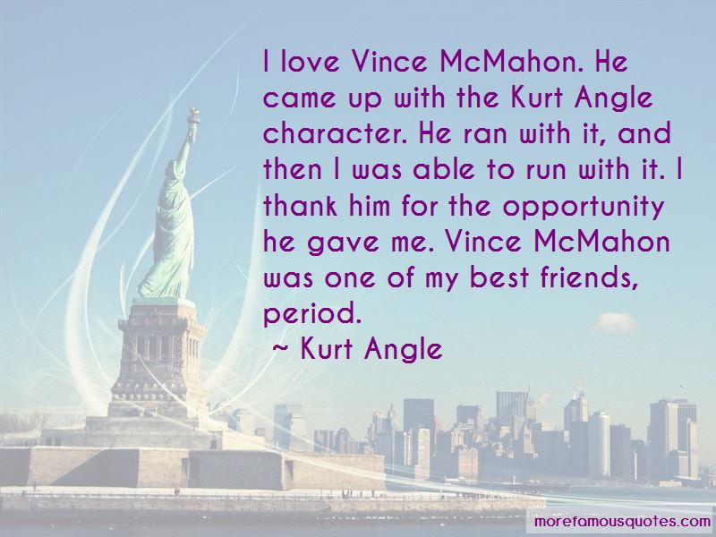 Vince Quotes