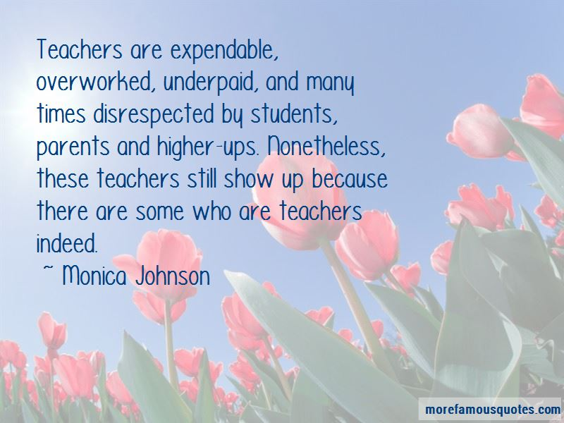 Who Are Teachers Quotes