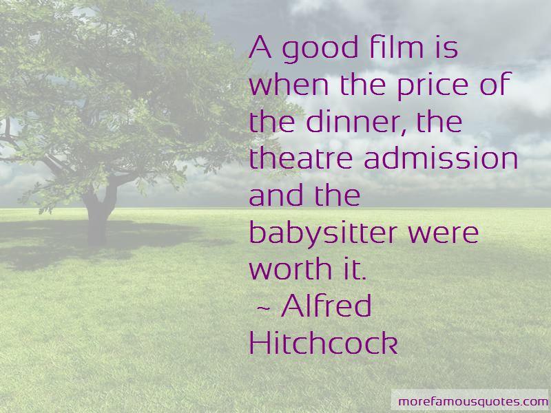 Admission Film Quotes