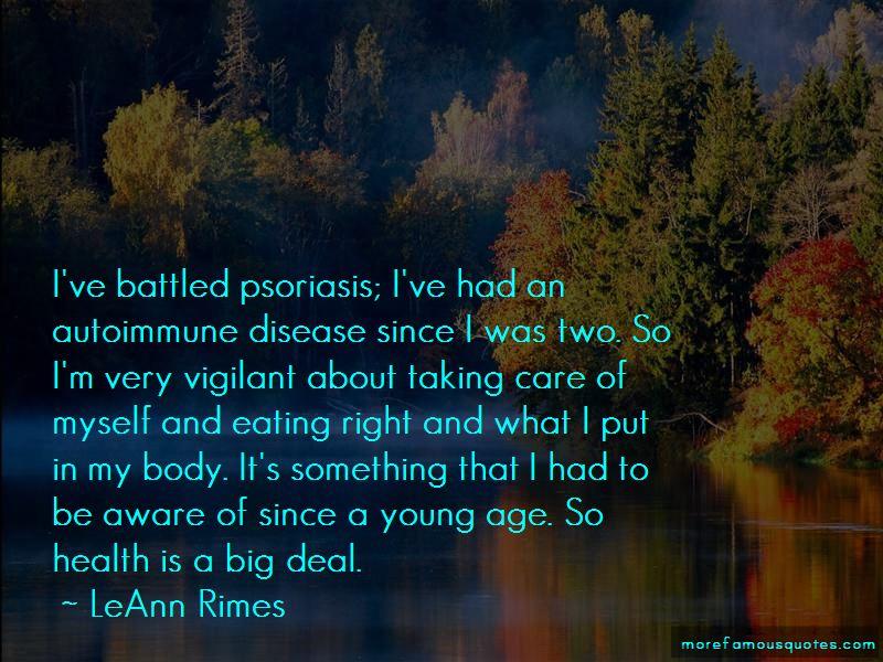 Autoimmune Quotes: top 14 quotes about Autoimmune from famous authors
