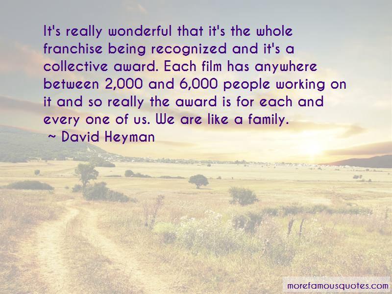 Award Quotes