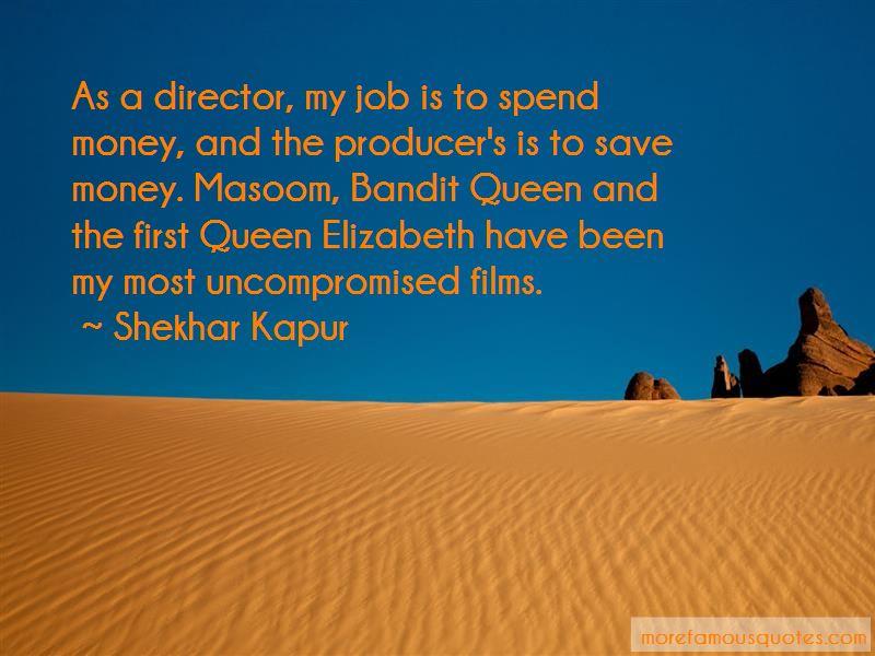 Bandit Queen Quotes
