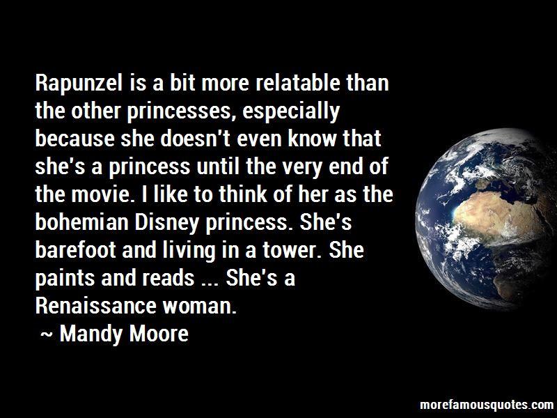 Disney Princess Rapunzel Quotes
