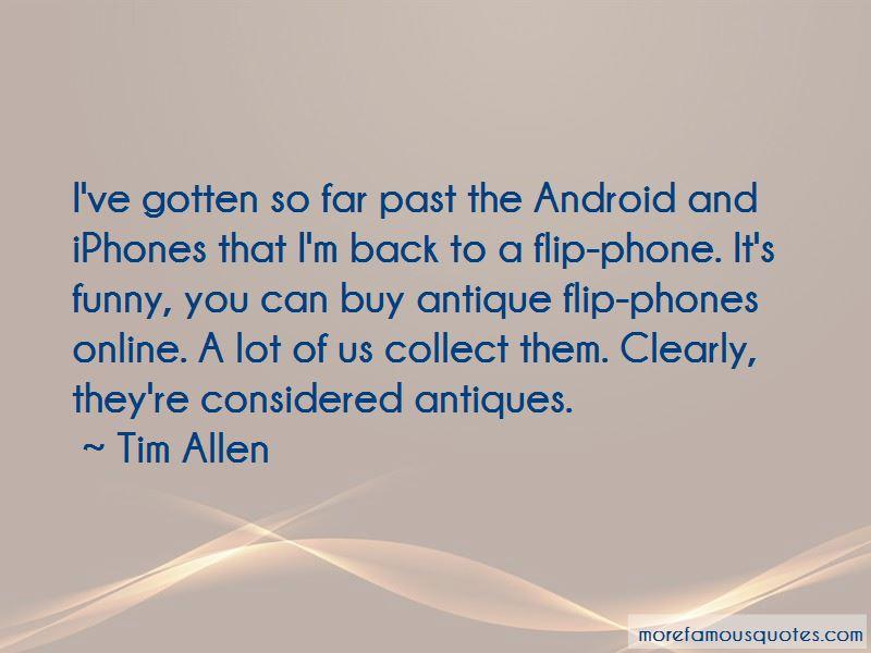 Flip Phone Quotes