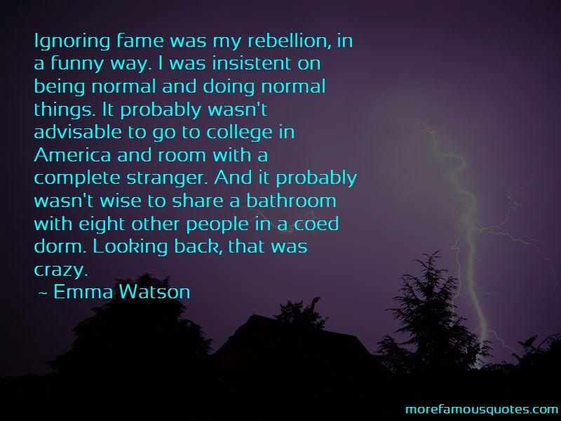 Funny College Dorm Quotes