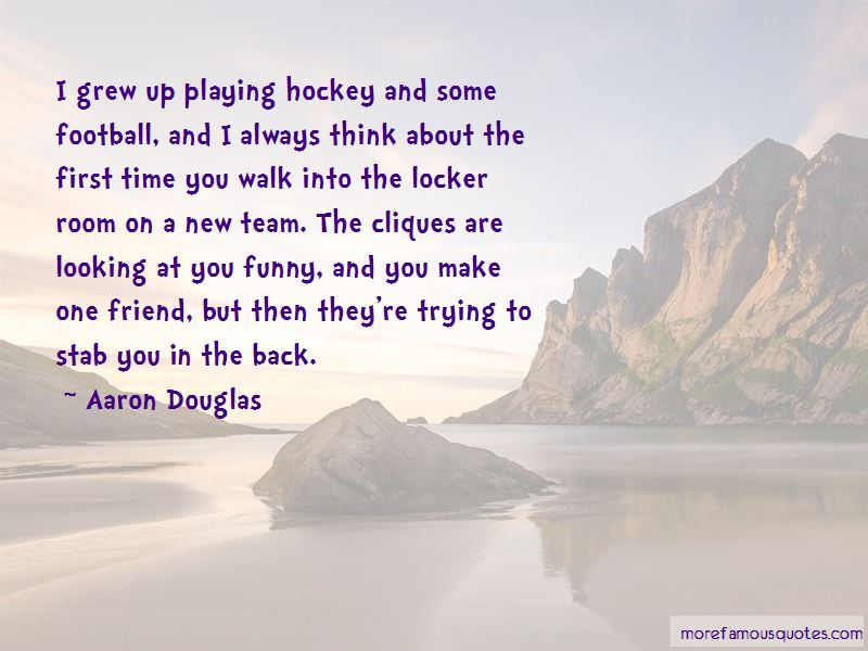 Funny Hockey Team Quotes