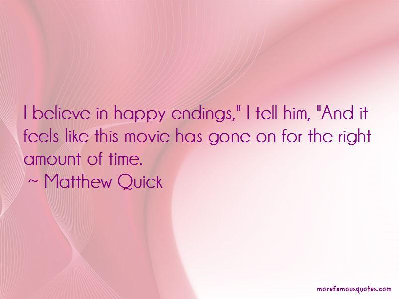 Happy Endings Movie Quotes