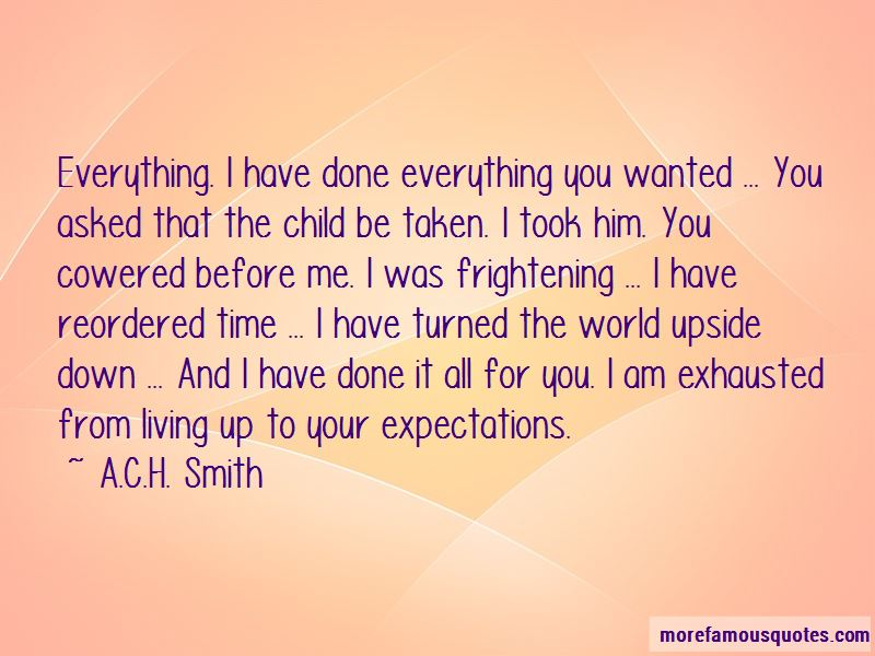 I Am Exhausted Quotes