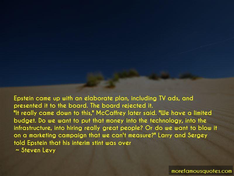 Mccaffrey Quotes