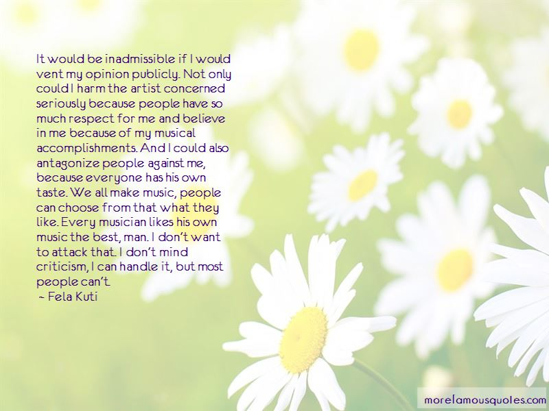 Musical Artist Quotes Pictures 3