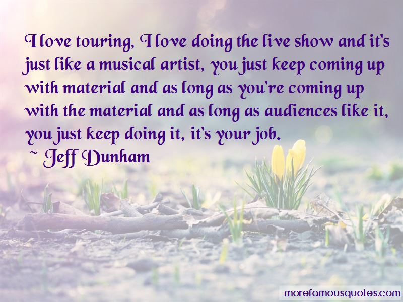 Musical Artist Quotes