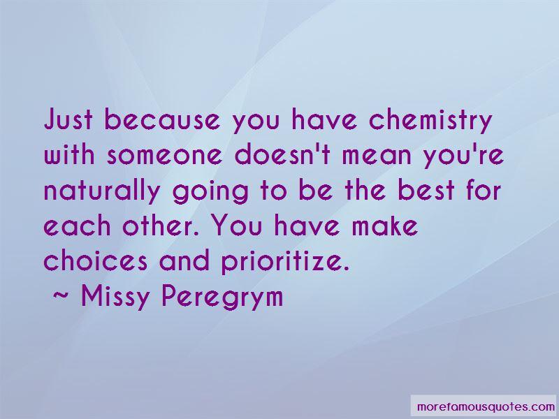 Prioritize Someone Quotes