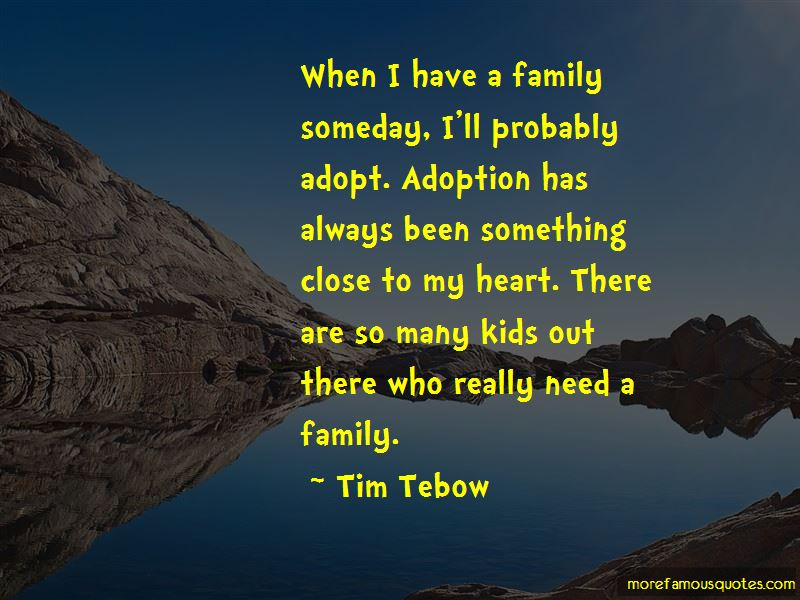 Adoption And Family Quotes Pictures 3