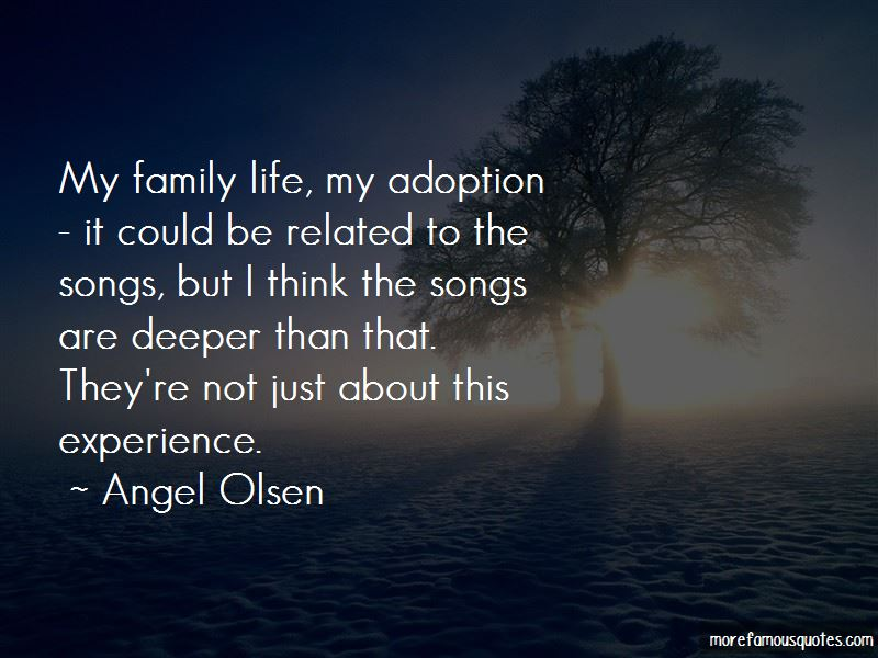 Adoption And Family Quotes Pictures 4