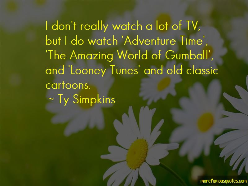 Quotes About Adventure Time