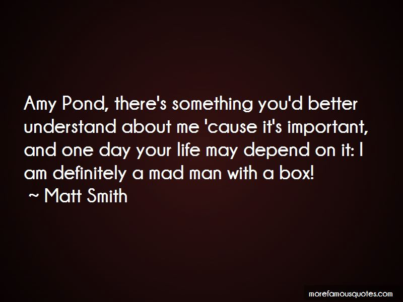 Quotes About Amy Pond