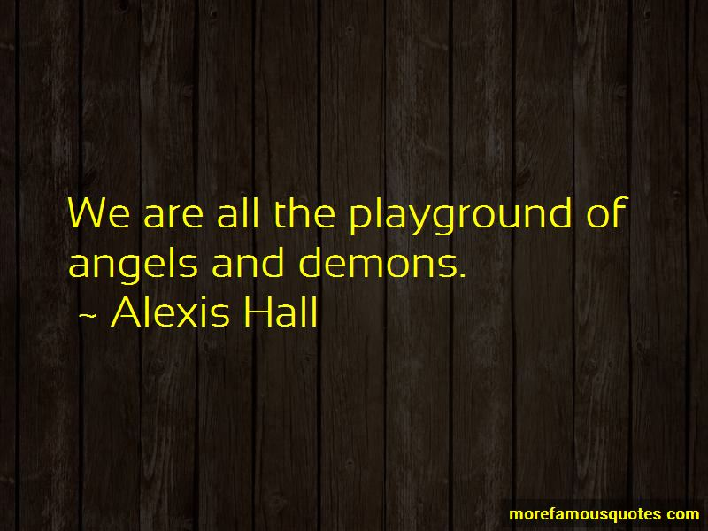 Quotes About Angels And Demons